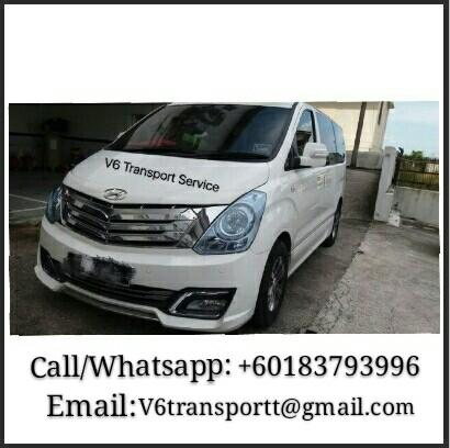 Transportation from Singapore to Malaysia Genting Highland