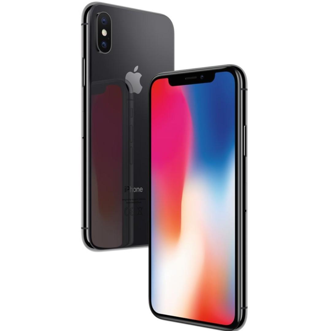 Used as demo Apple Iphone X 64GB - Space Grey (AU STOCK, AU MODEL, AU VERSION)