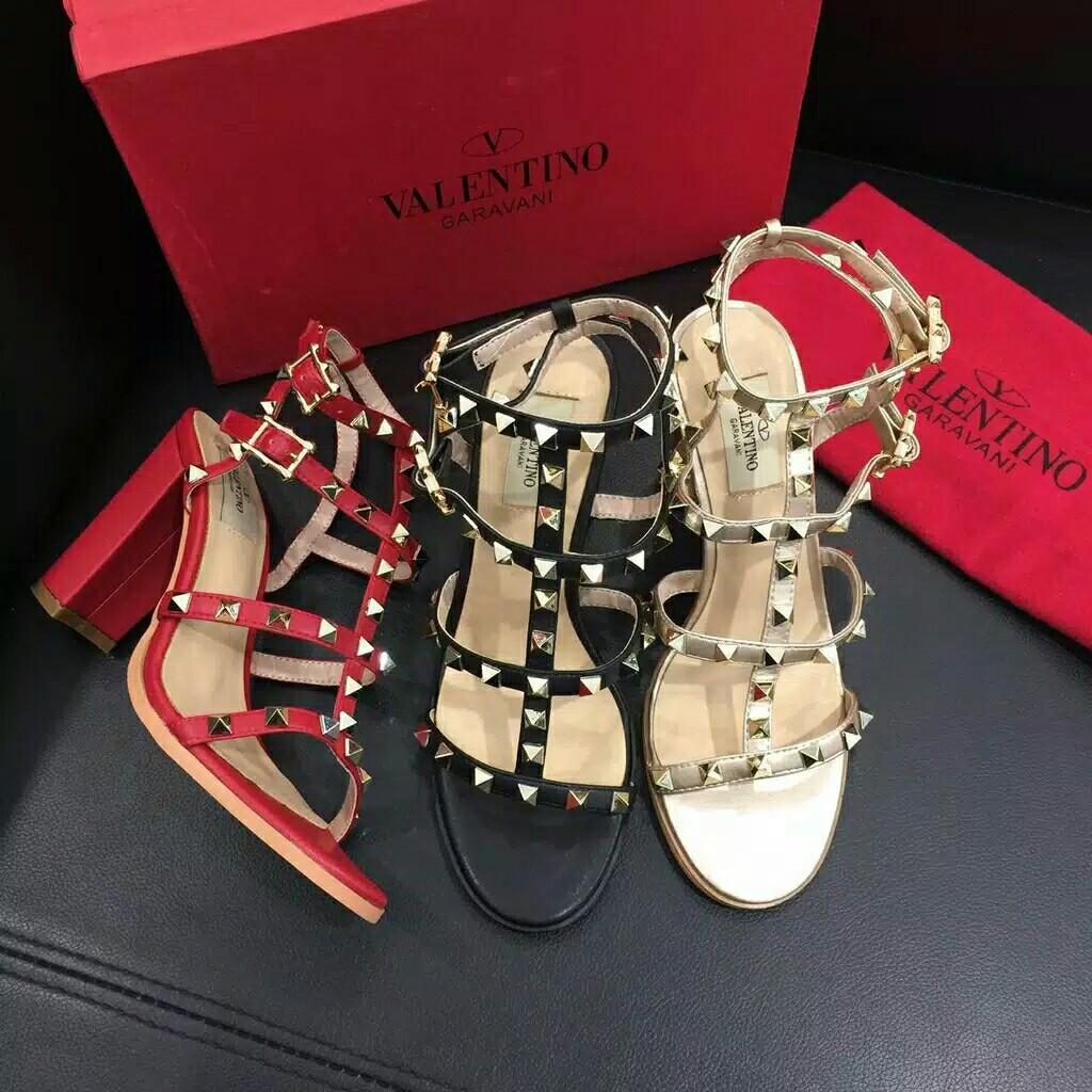 Valentino Rockstud Heels valentino shoes flatshoes sneakers wedges chanel toryburch