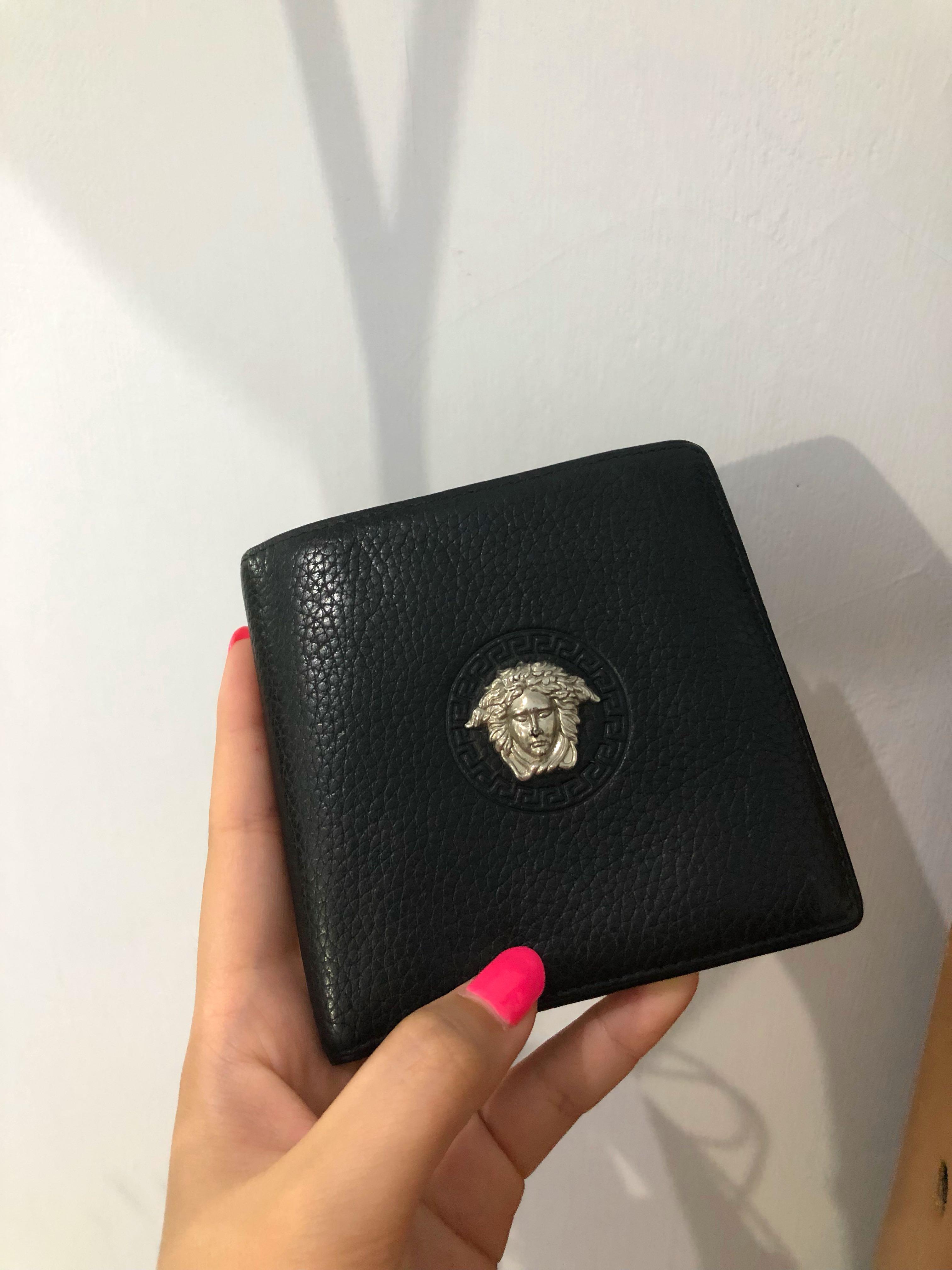 Versace Mens Wallet Men S Fashion