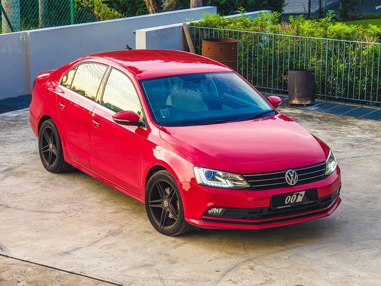Volkswagen Jetta Sport 1.4 TSI Auto