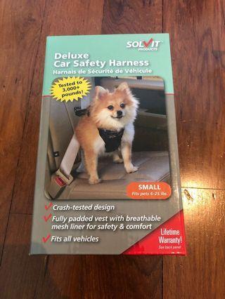 🚚 Dog Car Safety Harness SolveIt