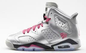 Air Jordan 6 Retro Shoes Womens Preowned