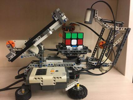 Lego mindstorms nxt 2.0 expantion set