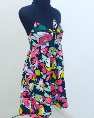 Roxy Floral Mini Dress