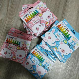 Kids 12pcs Crayon for Goodie Bag