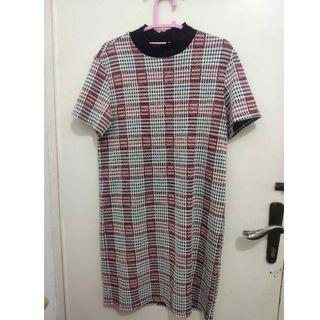 BERSKHA dress + plastic bag Dress model zara <3 - new