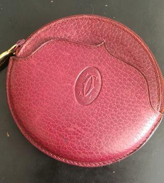 Cartier 圓形散紙包