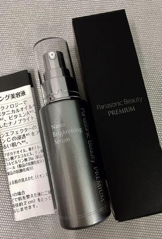 Panasonic Beauty PREMIUM 《Nano Brightening Serum》EH-4X12 美容液 (提亮去黃精華)50ml