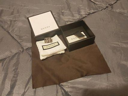 Gucci rings size 19