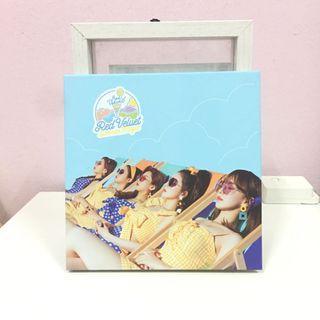 Red Velvet Summer Magic