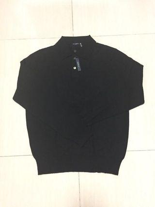 Magaschoni Cashmere Polo Style Knitwear