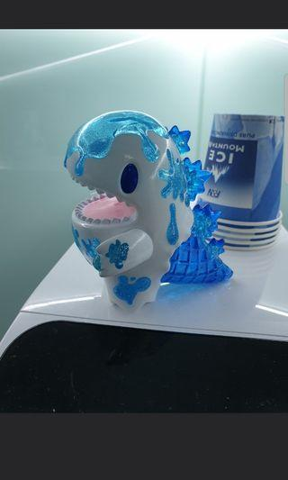Ziqi Dino Icecream Blue