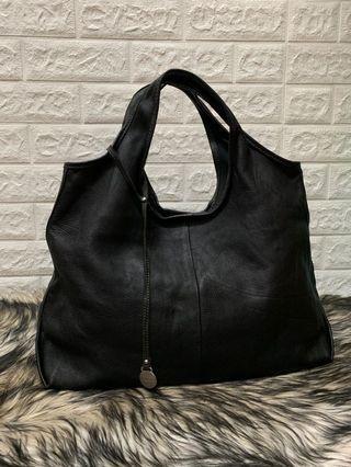 RABEANCO soft leather bag