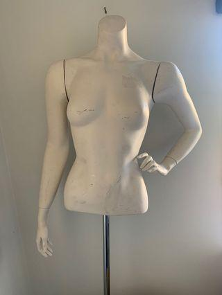 Top Half Mannequin