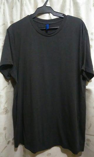 2 Pieces H&M Gray Shirt