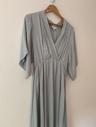Witchery Silk Dress Size 10