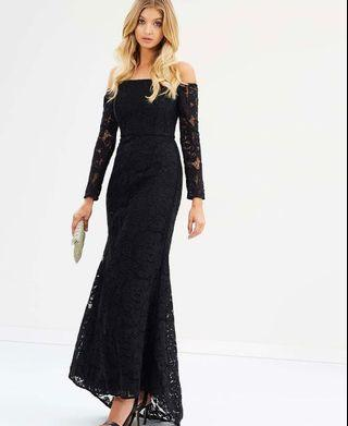 Cooper St Doutzen off the shoulder Gown