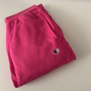 Pink Champion Joggers Size S