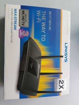 Linksys Router AC1900+