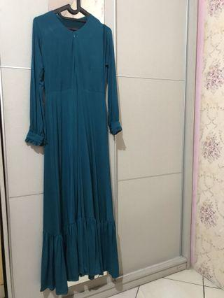 Gamis Jersey tosca