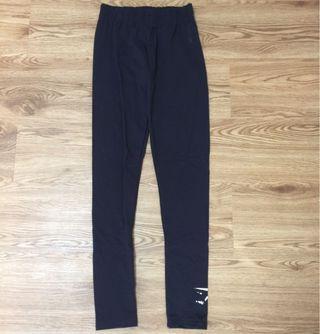 Gymshark Ark Jersey Leggings - Black - XS