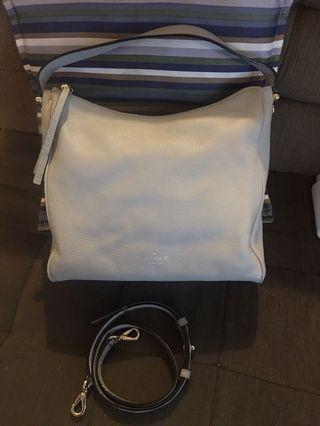 Authentic Kate Spade 2way Leather Bag