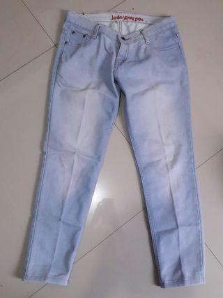 LOGO Celana Jeans