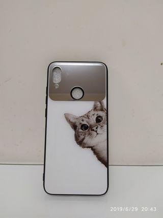 紅米 note 7貓貓手機軟膠保護殼
