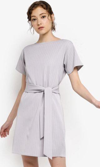 🚚 Self Tie Shift Dress