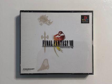 🌟98%新🌟 PS One Final Fantasy 最終幻想VIII