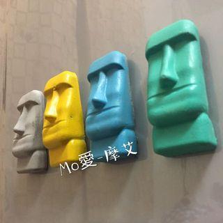 [MO愛-摩艾]水泥療癒小物 Moai