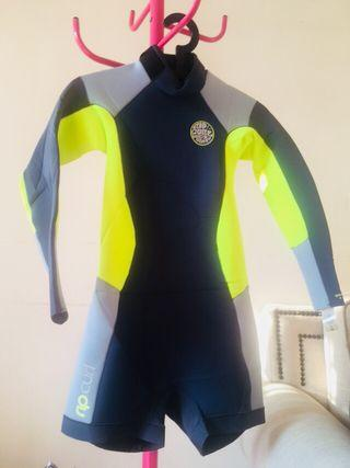 💯 Authentic Rip Curl Full Shorty Dawn Patrol Wetsuit 2mm
