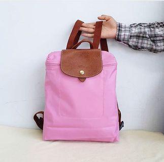 Jual murah! Longchamp backpack