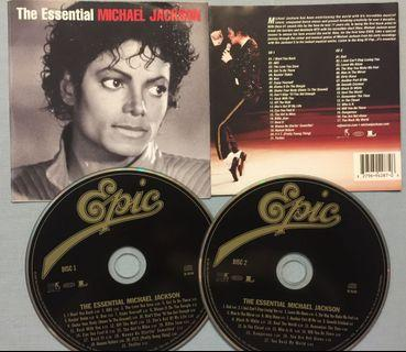 The Essential Michael Jackson (2cds) Original