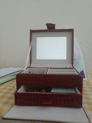 日本正版首饰盒