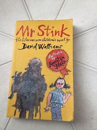 🚚 David Williams Stink