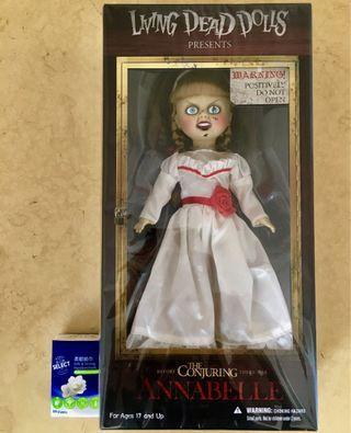 Annabelle  詭娃安娜貝爾 娃娃