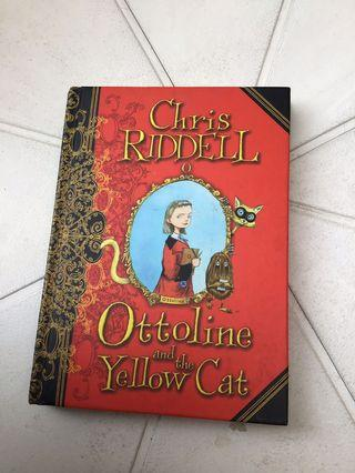 🚚 Ottoline and the Yellow Cat Children Book