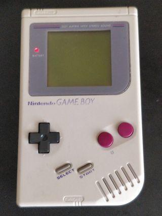 Original GameBoy (see description)