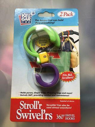 Stroller Hooks