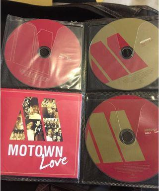 MOTOWN LOVE (3cds) Original CD Music