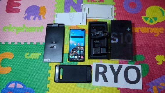 Samsung Galaxy S10+ 8/128gb SEIN S10 Plus S10plus