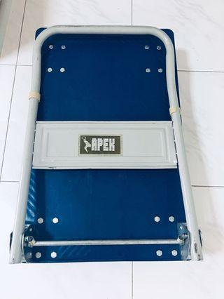 🚚 Foldable Trolley - Apex brand