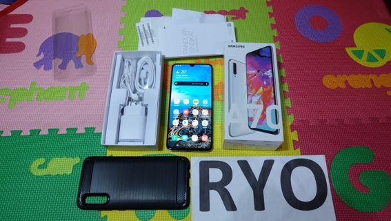 Samsung Galaxy A70 SEIN 6/128gb Fullset Mulus