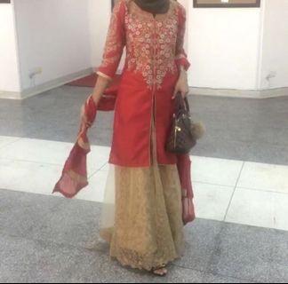 Lahenga Suits Bollywood (XS) Rent/Buy
