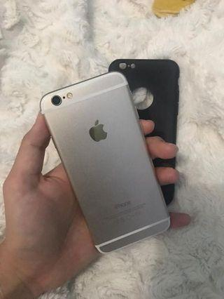 Iphone 6 64gb gold No minus mulus