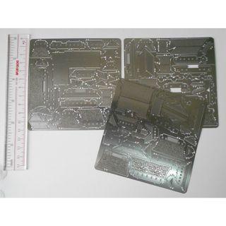 3D 金屬模型 砌圖 DIY 拼裝模型 迷你 立體 拼圖 鐡片 metal puzzle 姬路城