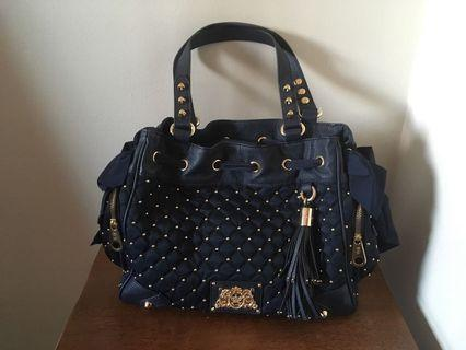 Juicy Couture Navy Tote Bag - BNWTS US $228