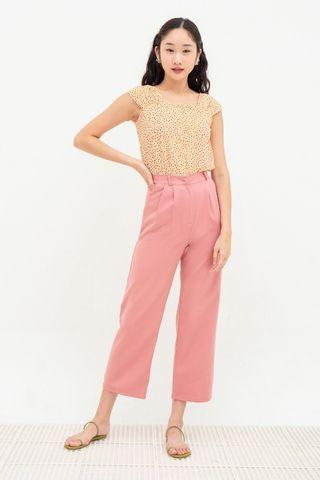 ModParade FRANCINE PANTS - FRENCH PINK